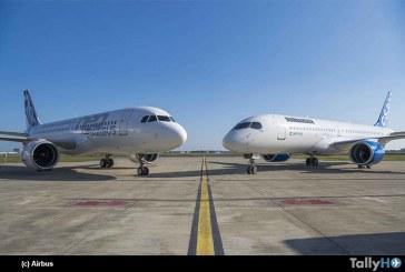 """Airbus y Bombardier anuncian su acuerdo de asociación para la """"C Series"""""""