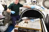 Lanzan desde la ISS artefacto espacial RemoveDEBRIS con tecnología de Airbus que atrapa y elimina basura espacial