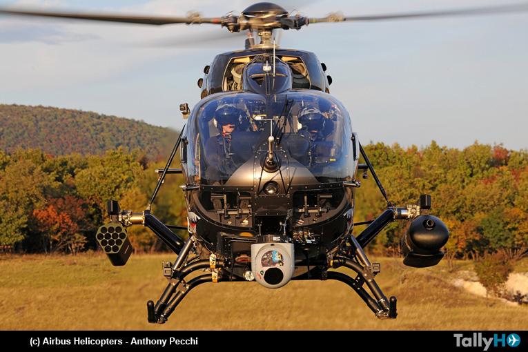 Ministerio de Defensa de Hungría ordena 20 H145M