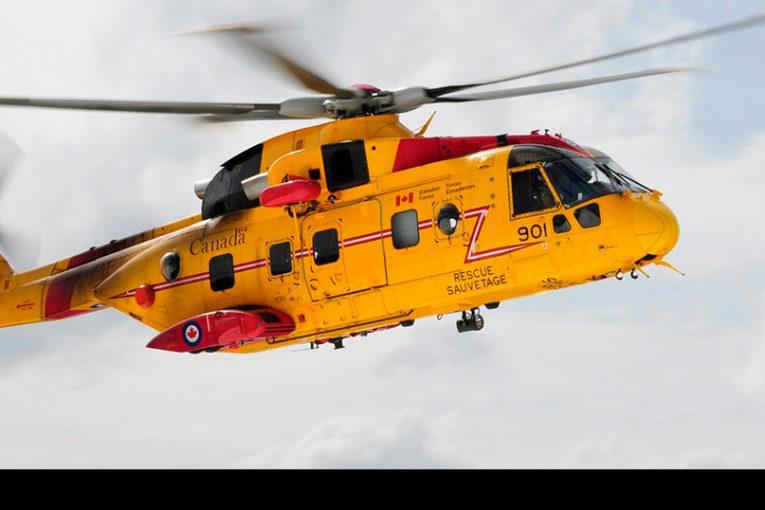 Leonardo fue seleccionado por Canadá para el programa de modernización y expansión de los helicópteros CH-149 Cormorant
