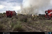 Se accidenta Embraer 190 de Aeromexico Connect en Durango