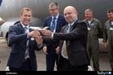 Antonov y la Aviall Services Inc. subsidiaria de Boeing firmaron en Farnborough acuerdo de coorperación y construcción de aeronaves