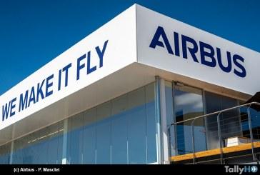 Airbus gana nuevos negocios por 431 aviones comerciales en Farnborough Airshow 2018