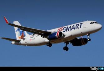 JetSMART ofrecerá un total de 10 rutas para mantener la conectividad aérea en el país