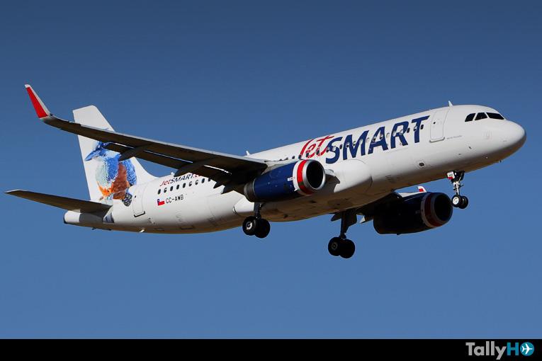 Positivo balance en el primer año de operaciones de JetSmart