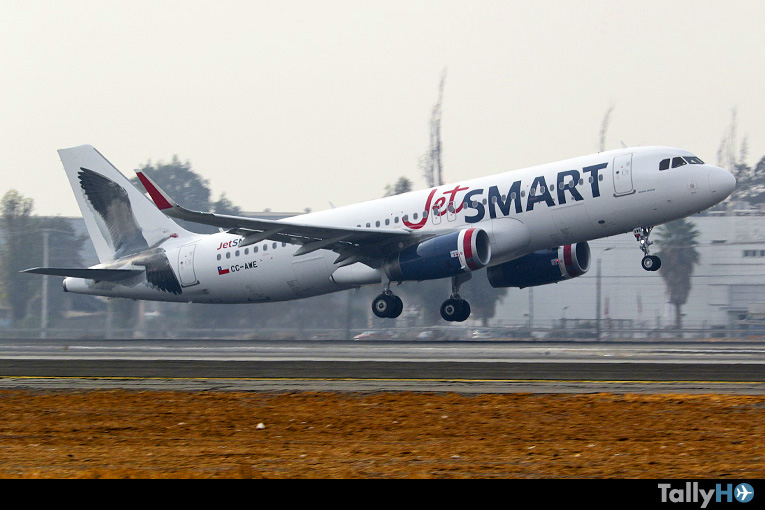 JetSMART llega a Balmaceda con 3 rutas nuevas, vuelos directos a Santiago, Temuco y Punta Arenas