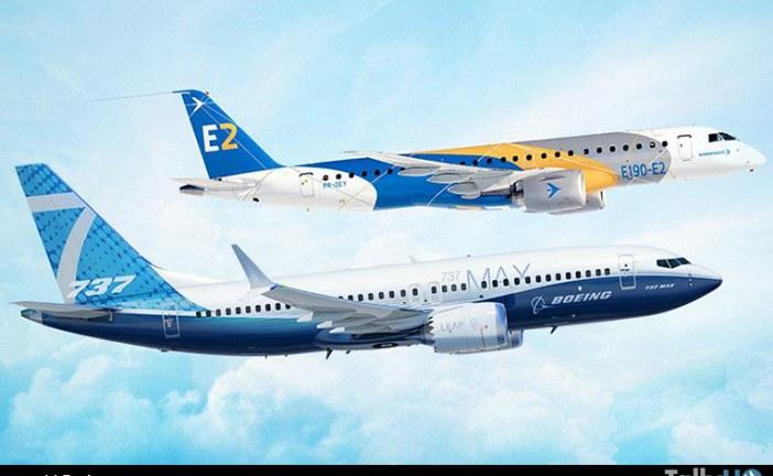 Boeing y Embraer establecen alianza estratégica para acelerar el crecimiento aeroespacial