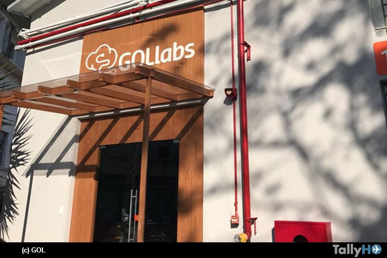 GOL inaugura incubadora de soluciones con foco en la experiencia del Cliente