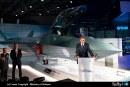 En Farnborough fue presentado el futuro concepto de caza británico Tempest en el marco de la nueva Combat Air Strategy