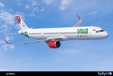 Viva Aerobus añade 25 A321neo a su último pedido y sustituye 16 A320neo por el A321neo
