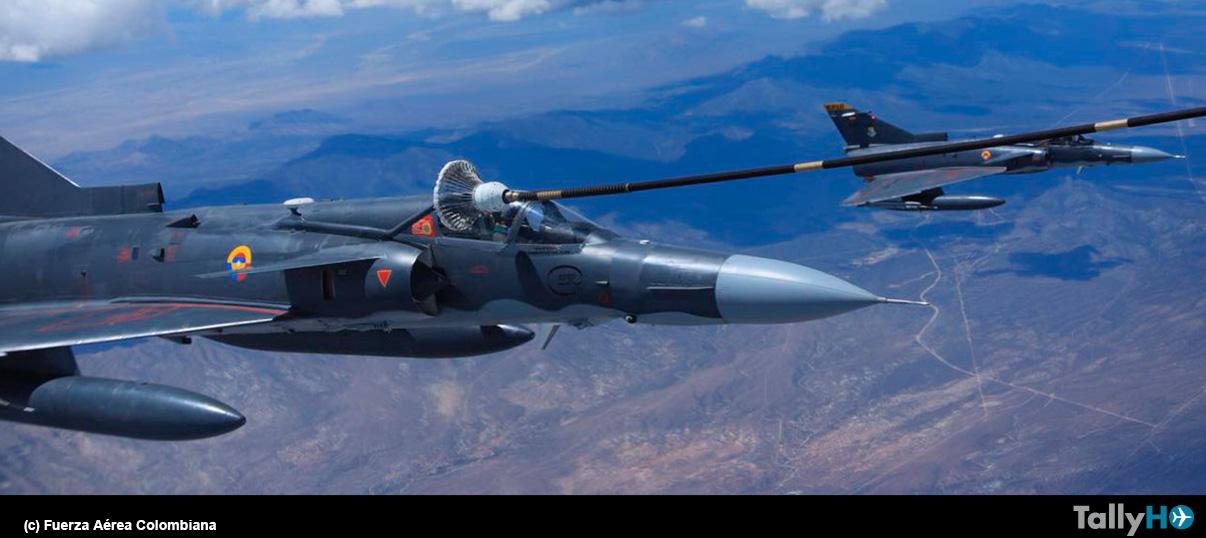 Destacada participación de la Fuerza Aérea Colombiana en Red Flag