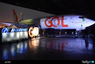 GOL presentó el Boeing 737 MAX 8