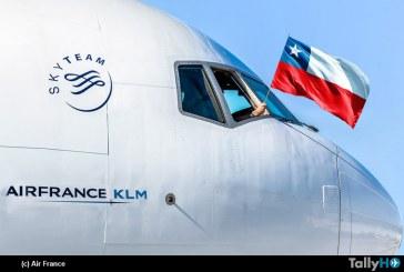 Air France premiará a sus seguidores con un paseo en helicóptero por Fiestas Patrias
