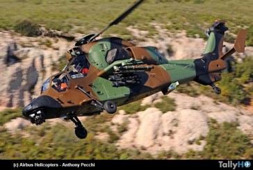 Nuevas «garras» para el Tigre de Airbus Helicopters