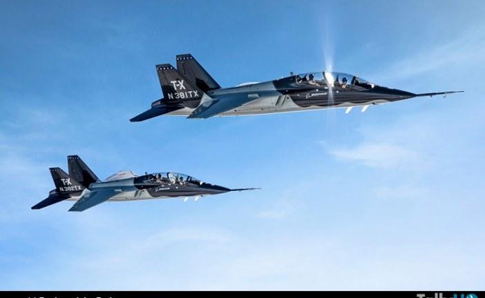 Boeing – Saab se adjudican contrato para el nuevo avión de entrenamiento del programa T-X de la USAF