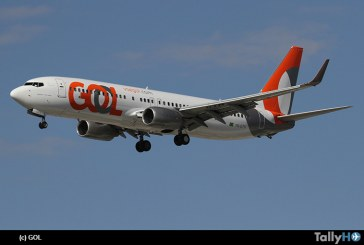 GOL lanza vuelo directo entre Brasilia y Buenos Aires