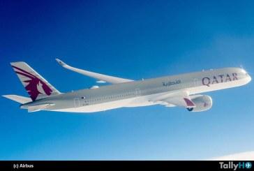 Qatar Airways amplía su flota con aviones A350-1000