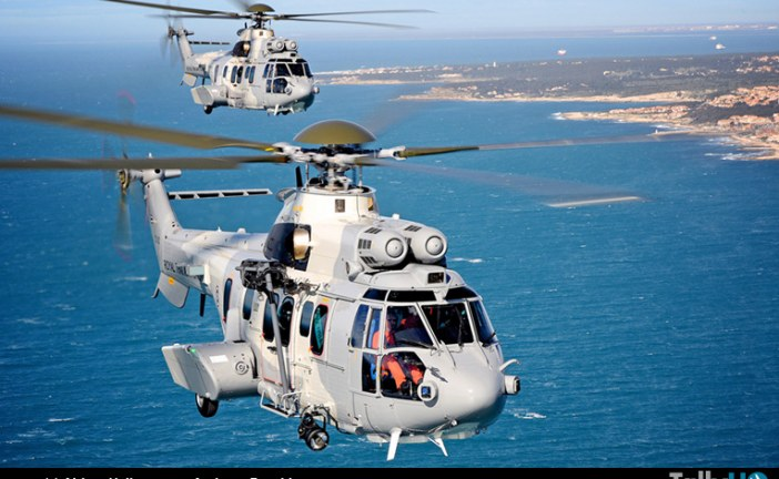 Los Airbus Helicopters H225M alcanzan más de 100.000 hrs de vuelo