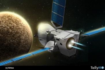 Exitoso lanzamiento de la sonda BepiColombo en el cohete Ariane 5 desde Kourou