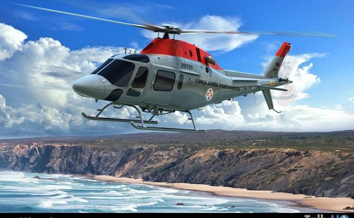 Fuerza Aérea de Portugal ordena cinco helicópteros multiuso AW119Kx