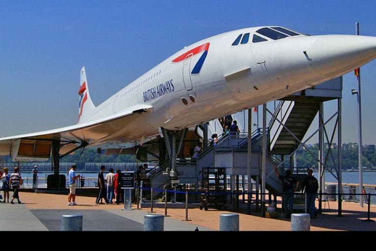 15 años del último vuelo de un Concorde de British Airways