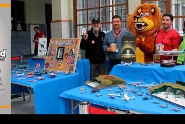 Impresionante exposición de maquetas en el Hobbieland de Magallanes