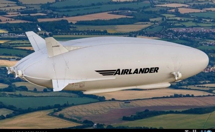 Hybrid Air Vehicles ha logrado un hito importante al obtener Aprobación de Organización de Diseño de EASA