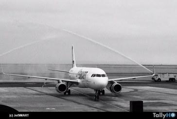 JetSMART inició vuelos entre Antofagasta y Arica, aumentando la conectividad del norte del país