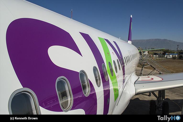 SKY reactiva el 100% de sus rutas nacionales y en octubre sumará a Brasil y Perú
