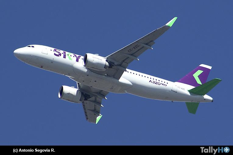 La aerolínea SKY anunció nuevo Low Cost 2.0