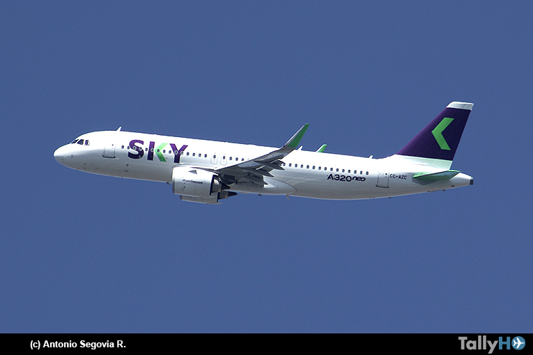 """Con vuelo """"ciudadano"""" SKY invitará a 70 pasajeros a ver el eclipse desde el aire"""