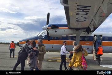 Aerovías DAP da inicio a una nueva temporada de vuelos Punta Arenas – Ushuaia