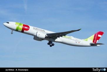 Airbus entrega el primer A330-900 al operador de lanzamiento TAP Air Portugal