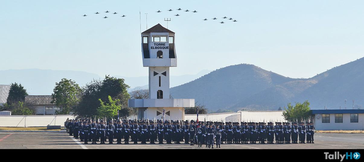 Cambio de mando en la Fuerza Aérea de Chile 2018