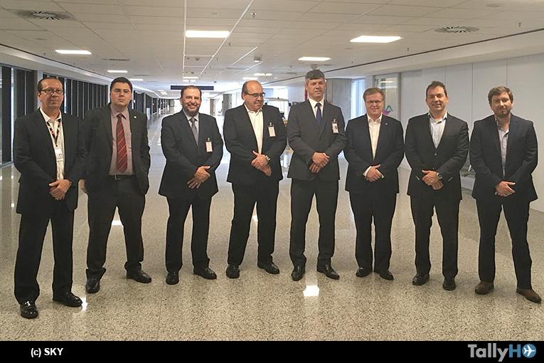 SKY aterriza en Río de Janeiro y se convierte en la primera low cost que llega a Brasil
