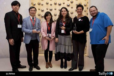 Pontificia Universidad Católica gana el premio Airbus GEDC Diversity Award 2018
