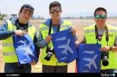JetSMART premió al mejor fotógrafo aeronáutico en el Spotters Day en Aeropuerto Arturo Merino Benítez