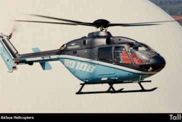 A 30 años del primer vuelo del helicóptero Bö-108