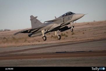 Segundo prototipo del Saab Gripen E vuela por primera vez