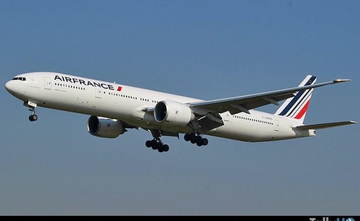 Air France ya compensa el 100% de sus emisiones de CO2 en sus vuelos dentro de Francia