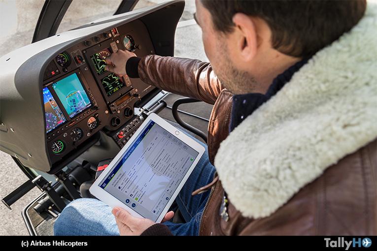 Conociendo la revolucionaria bitácora digital Fleet Keeper de Airbus