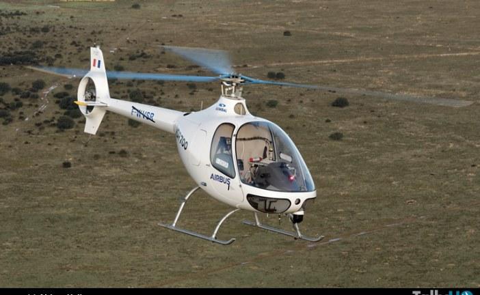 Demostrador VSR700 de Airbus Helicopters vuela sin tripulación