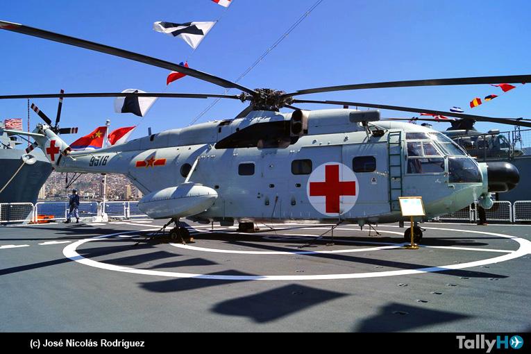 Expo Naval 2018 y los contendores del Proyecto Gaviota de la Armada de Chile