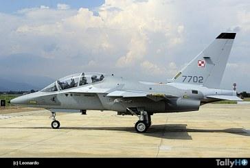 Polonia compra 4 unidades del M-346 Advanced Jet Trainner (AJT)