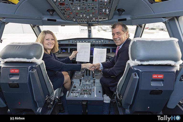 Lockheed Martin y Airbus firman un memorando de acuerdo sobre reabastecimiento aéreo