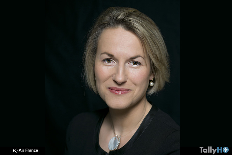 Air France nombra nueva CEO a Anne Rigail