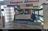 SKY Airline y Nuevo Pudahuel celebran al pasajero número 22 millones en aeropuerto Arturo Merino Benítez
