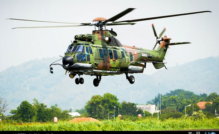 Fuerza Aérea de Indonesia ordena ocho H225M adicionales