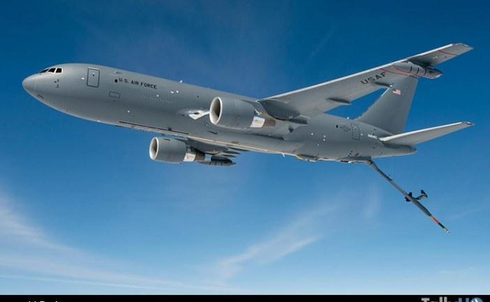 Boeing entregó los primeros KC-46 Pegasus a la US. Air Force
