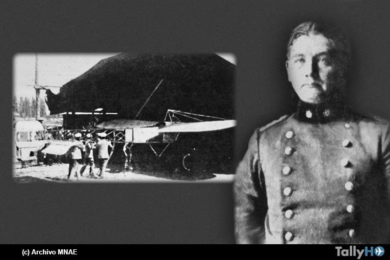 Centenario del trágico fallecimiento del Capitán de Ejército Manuel Ávalos Prado